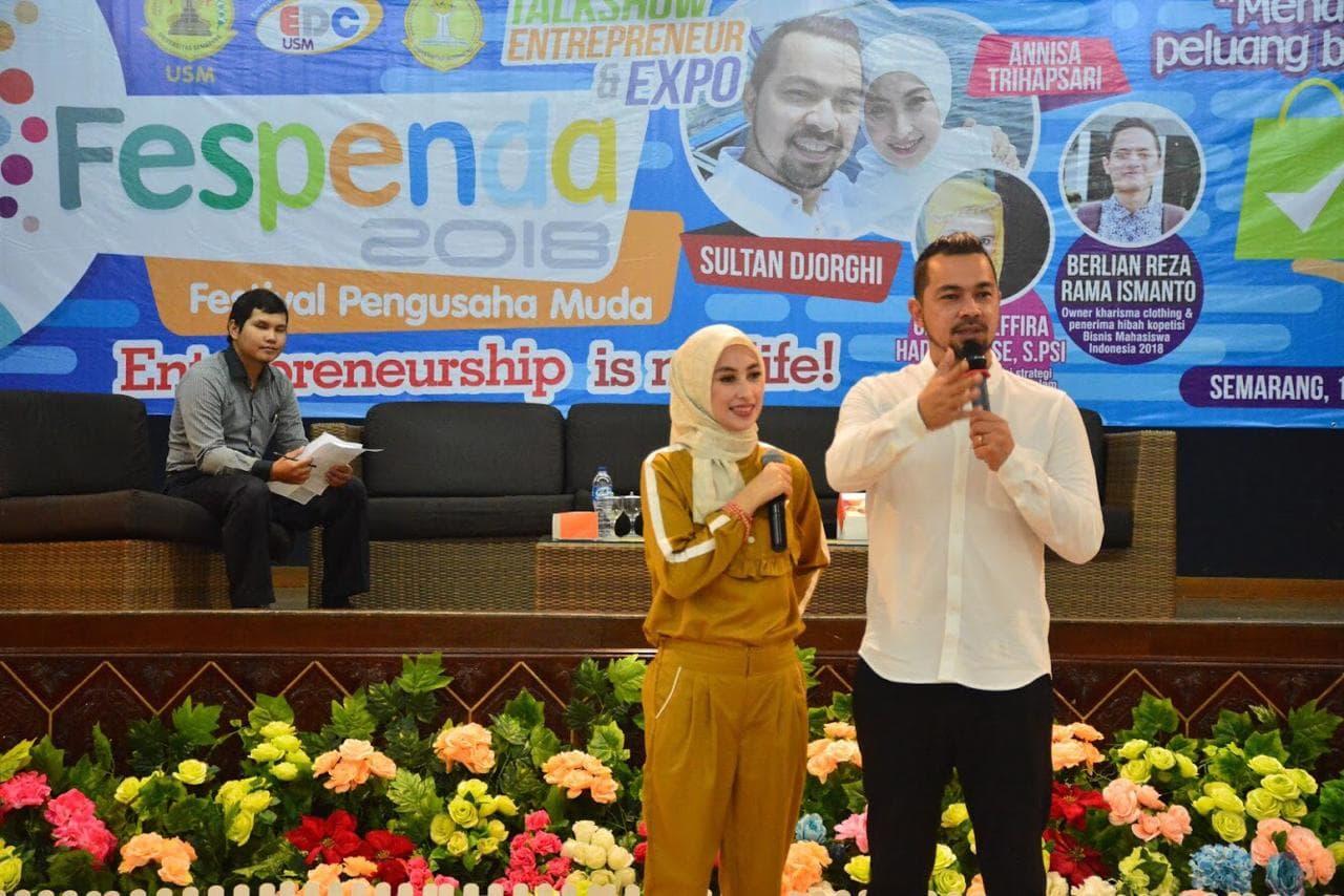 Kuliah karyawan: EDC Ajak Anak Muda Manfaatkan Peluang Bisnis Online