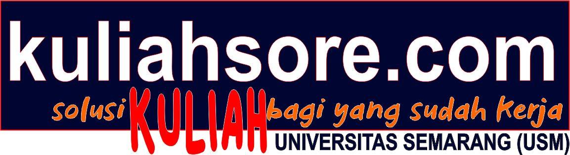 kuliah sore dan kuliah karyawan Universitas Semarang